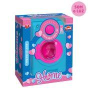 Máquina de Lavar Home Love -Usual Brinquedos