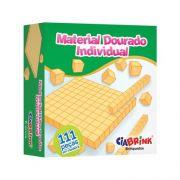 Material Dourado Individual 111 peças - Cia Brink