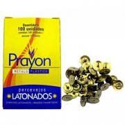 Percevejos Latonados 100 unidades -Prayon