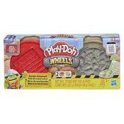 Play-Doh - WHEELS Massa De Construção
