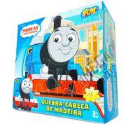 Quebra-cabeça De Madeira Thomas E Seus Amigos 24 Peças - Fun