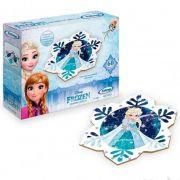 Quebra-Cabeça Frozen Disney 60 Peças Xalingo - Azul