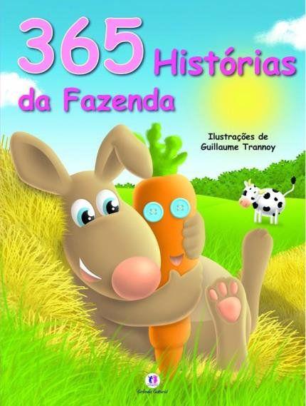 365 histórias da fazenda - Ciranda Cultural