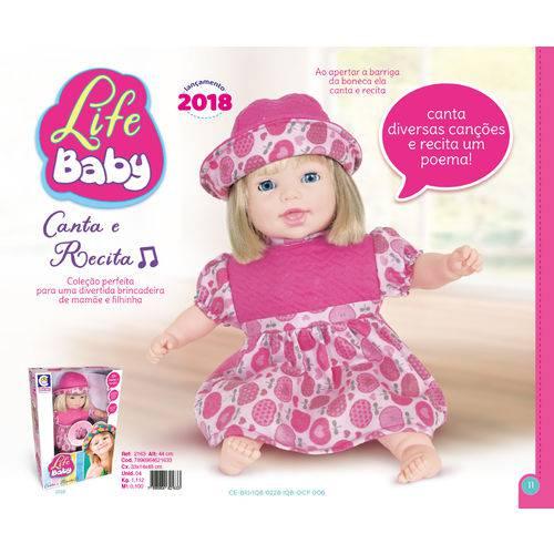 A Boneca Life Baby - Cotiplás