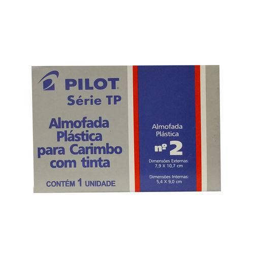 Almofada Plástica Para Carimbo n° 2 - Pilot