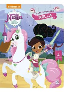 As aventuras de Nella - Ciranda Cultural