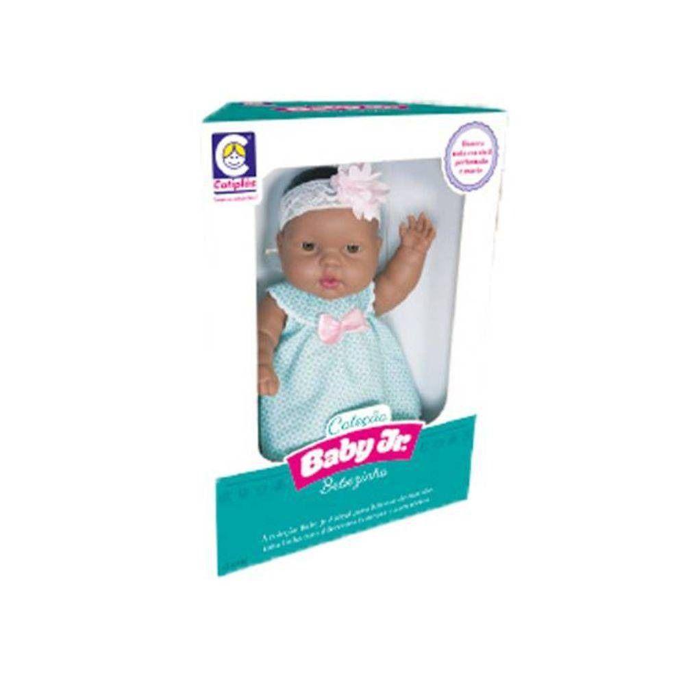 Boneca Baby Jr Bebezinho - Cotiplás