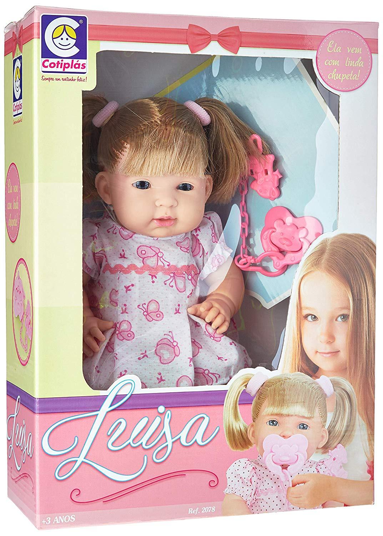 Boneca Luiza - Cotiplás