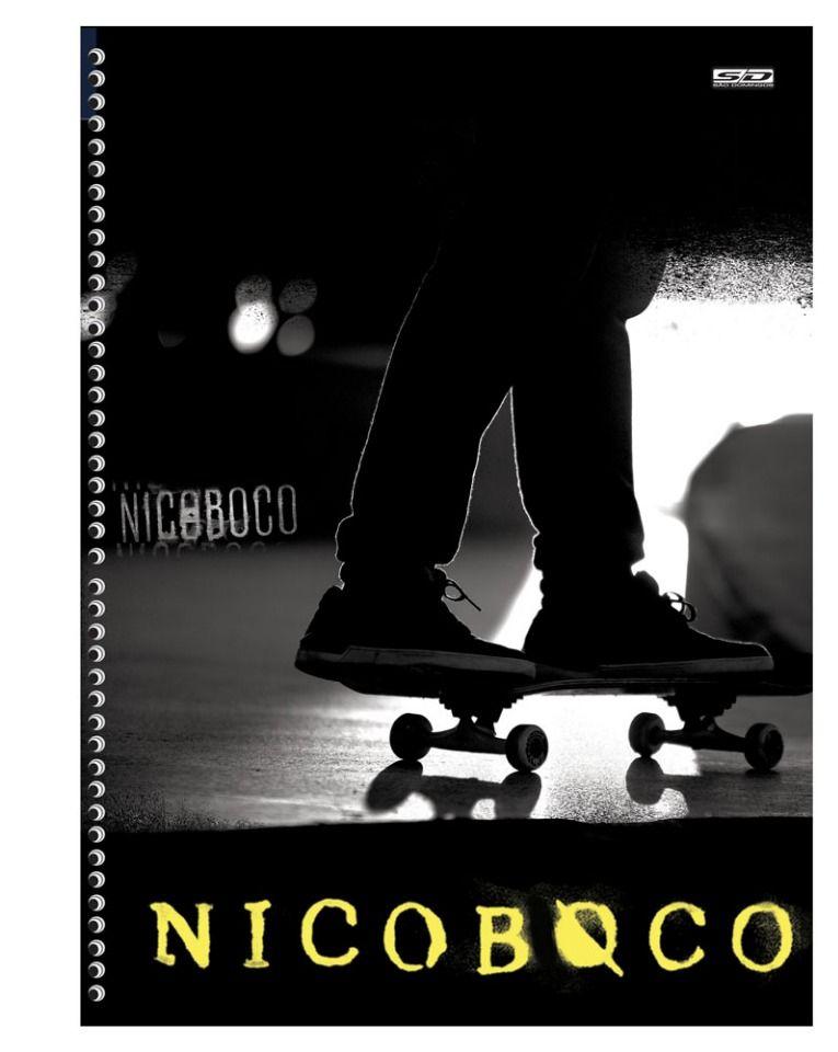Caderno Universitário Nicoboco - São Domingos