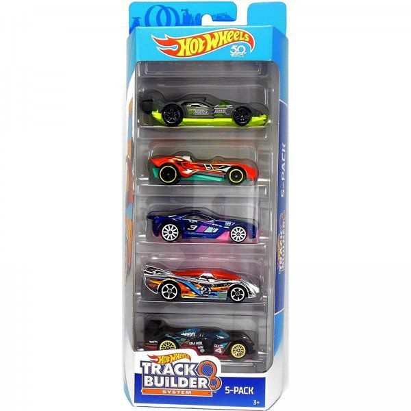 Carrinhos Hot Wheels Track Builder - Hot Wheels