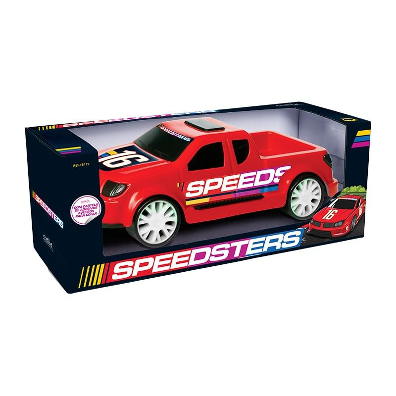 Carro Speedsters - Mielle