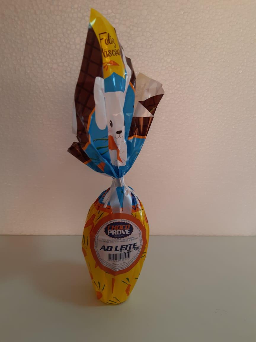Choco prove - Chocolate Ao Leite 70g
