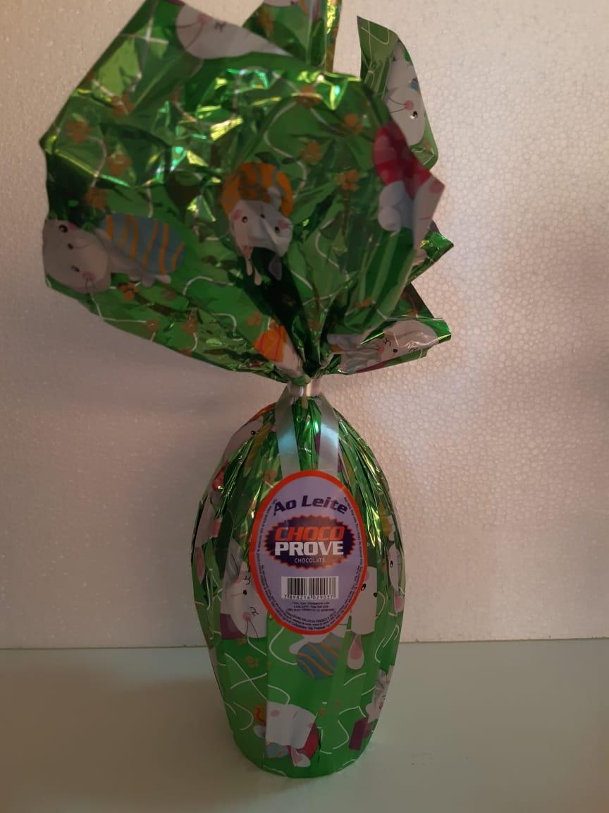 Choco prove - Chocolate Ao Leite 350g