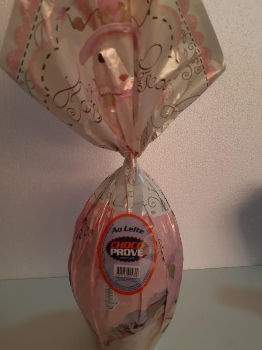 Choco prove - Chocolate Ao Leite 450g