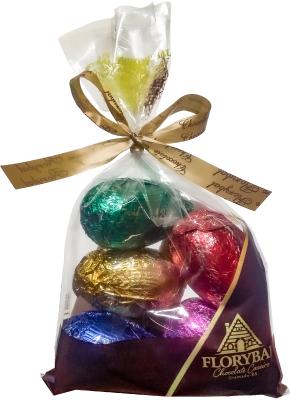 Chocolate Florybal - Pacote c/ Ovos 65g
