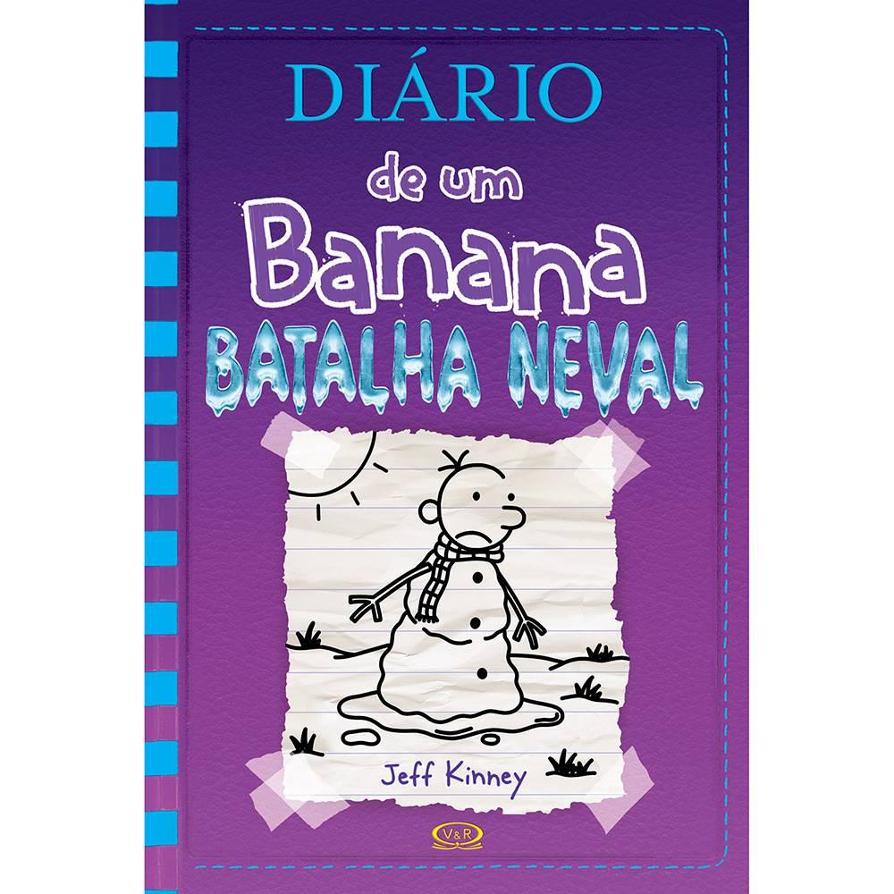 Diário de Um Banana 13: Batalha Neval - Jeff Kinney