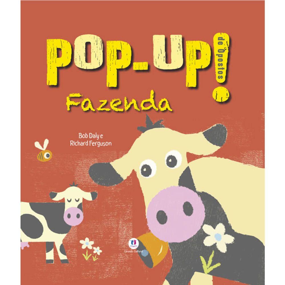Fazenda Pop-Up! - Ciranda Cultural