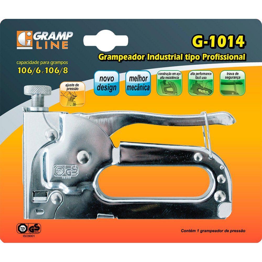 Grampeador Industrial G- 1014 -Gramp Line