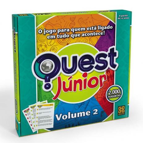 Jogo Quest Júnior Vol. 2