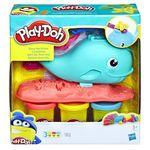 Massa de Modelar - Play-Doh® - Baleia Divertida