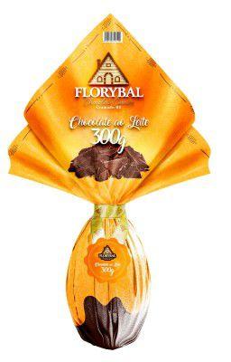 Chocolate Florybal - Ovo ao Leite 300g