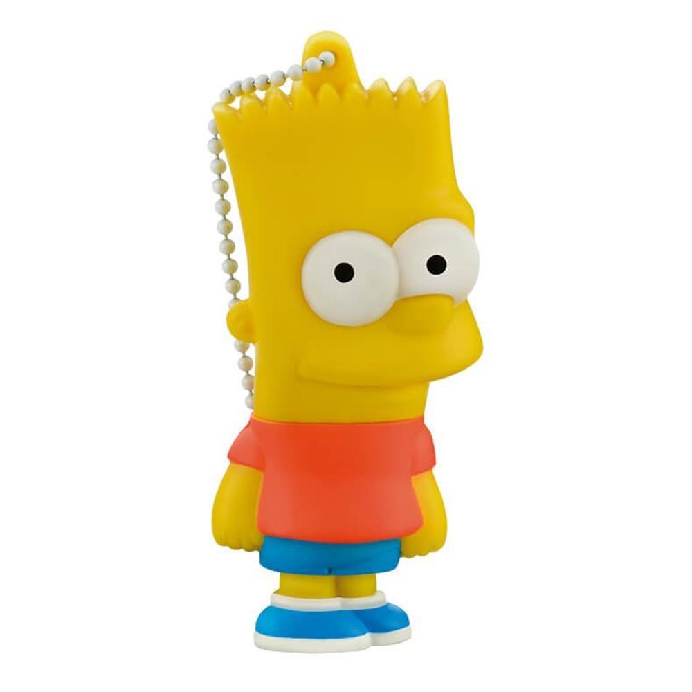 Pen Drive Multilaser Bart Simpsons, 8GB - PD071