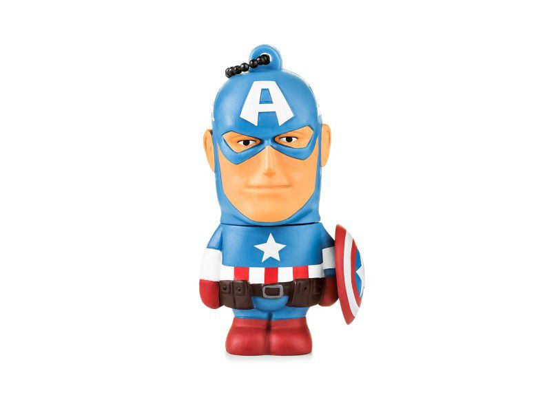 Pen Drive Multilaser Marvel Vingadores 8 GB USB 2.0 PD080