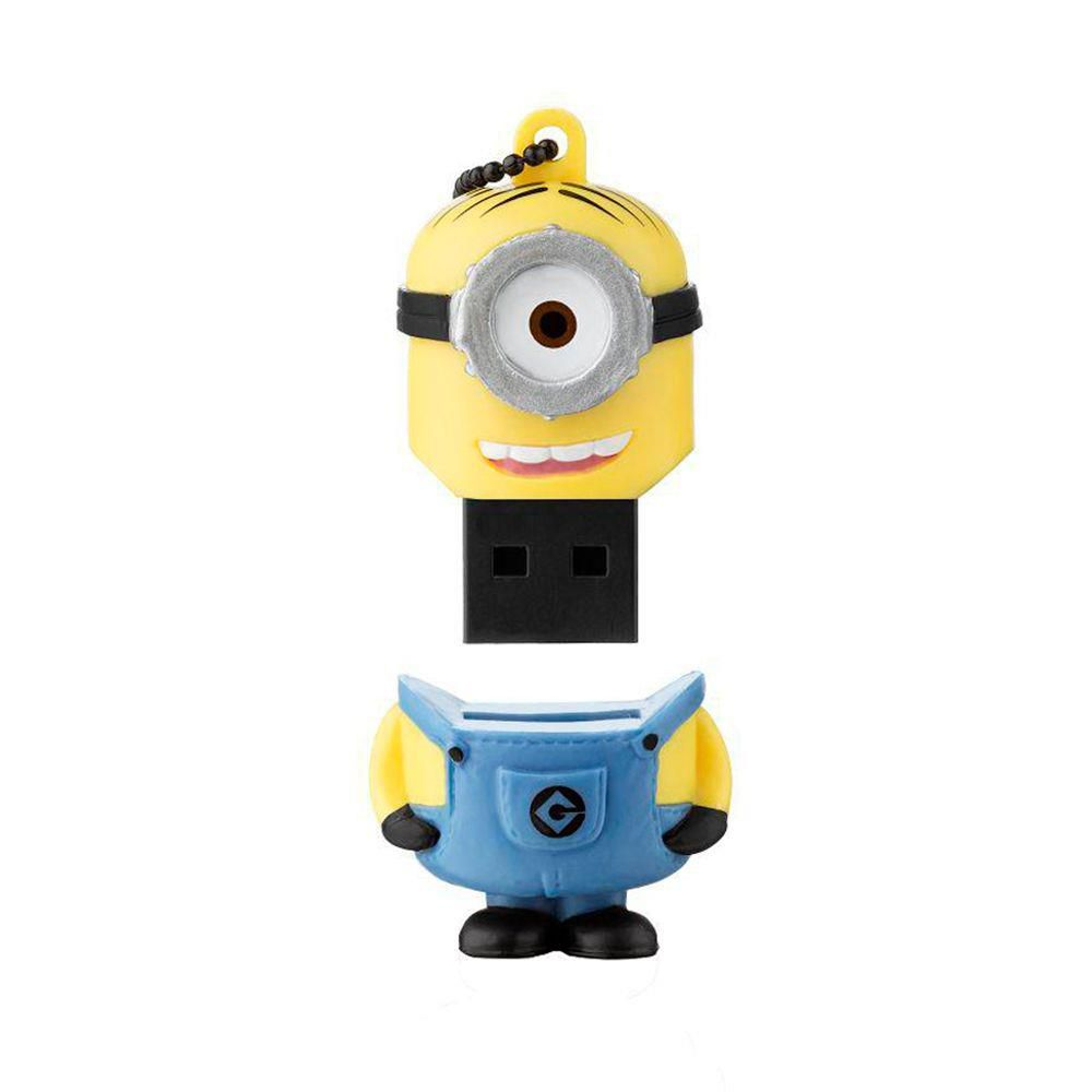 Usb Pen Drive Minions 8gb One Eye Usb Flash Drive