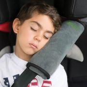 Almofada para Cinto Segurança Cinza - Comtac Kids