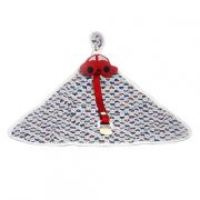 Blanket Naninha Carrinho - Zip Toys