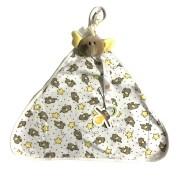 Blanket Naninha Elefante com Estrelas - Zip Toys
