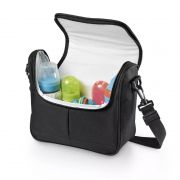 Bolsa Térmica Cooler Bag Preto - Multikids Baby