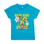 Camiseta Algodão Malibu Beach - Kids