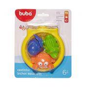 Cestinha bichinhos aquáticos - Buba Baby