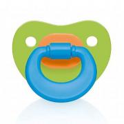 Chupeta Ortoflex Silicone Colors - Multikids Baby