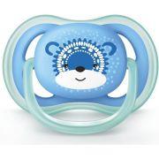 Chupetas Ultra Air Azul - Philips Avent - 6 a 18 meses