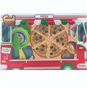 Coleção Food Truck Pizza 13 pçs - Buba Baby