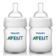Kit 2 Mamadeiras Airflex 125ml - Philips Avent