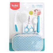 Kit de Higiene Azul para bebê - Buba Baby