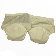 Kit Desfralde Unisex 2unds Tamanho Grande Baby Amarela