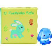 Kit livrinho de banho Coelhinho - Buba Baby