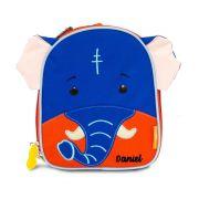 Lancheira Let´s Go Elefante Charlie - Comtac Kids