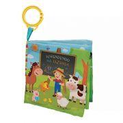 Livrinho de Atividades Animais da Fazenda - Buba Baby