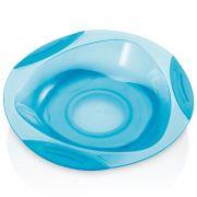 Prato Raso com Ventosa Buba Baby - Azul