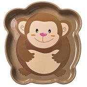Prato Zoo Funny - Girotondo Baby - Macaco