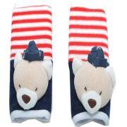 Protetor de Cinto Zip Toys - Urso Marinheiro