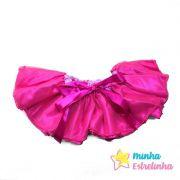 Saia Tutu cintura ajustável Pink - Minha Estrelinha