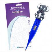 Termômetro Clínico Digital Termomed 1.0 Kids Azul - Incoterm