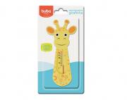 Termômetro para banho girafinha - Buba Baby