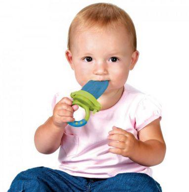 Alimentador para Bebês - Munchkin - Azul/verde